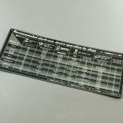 ステージ別推奨電子デバイス操作ステッカー(JB64/JB74)